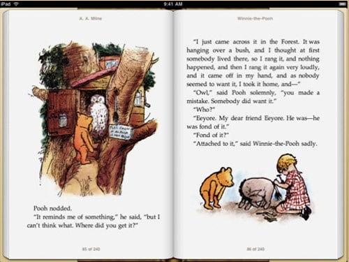 iBooks for iPad