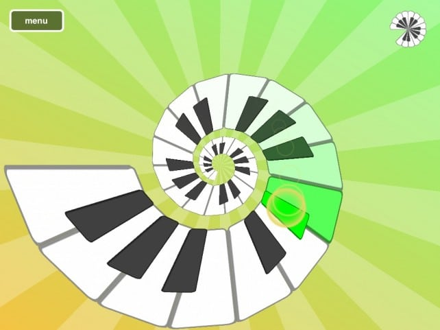magic piano for iPad