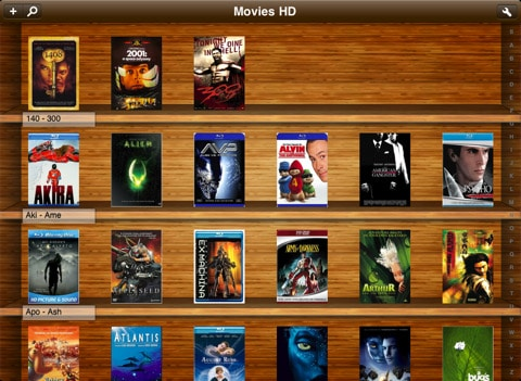 Movies HD iPad app review