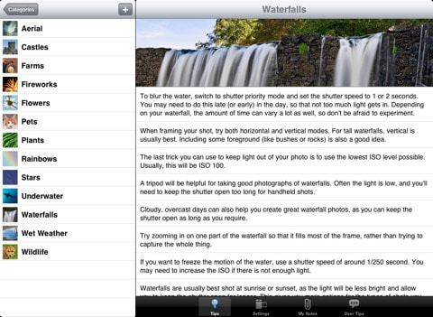 photo caddy hd iPad app review