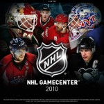 NHL gamecenter 2010 for the iPad