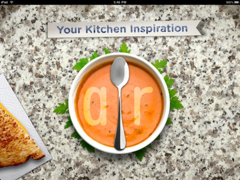 allrecipes iPad app