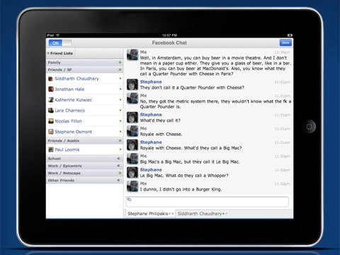 friendly for iPad goes free