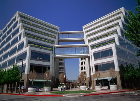 Apple-Headquarters-at-Cupertino