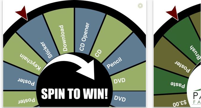 iPrizeWheel HD Lets You Spin The Wheel of FortuneiPad Apps