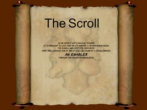 thescrollfirstchapter