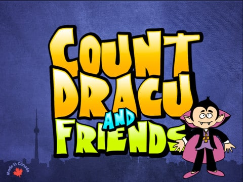 Count Dracu and Friends