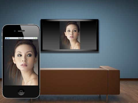 Air Camera for Apple TV