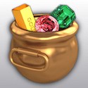 Goldie Gems App Icon