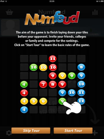 Number Sudoku for iPad
