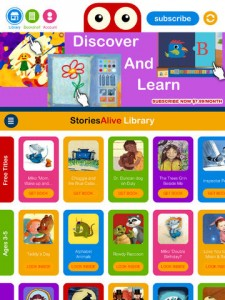 StoriesAlive for Kids