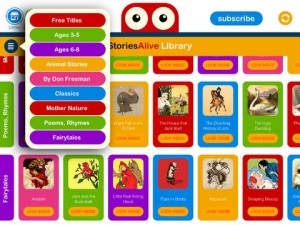 StoriesAlive-iPad-Kids