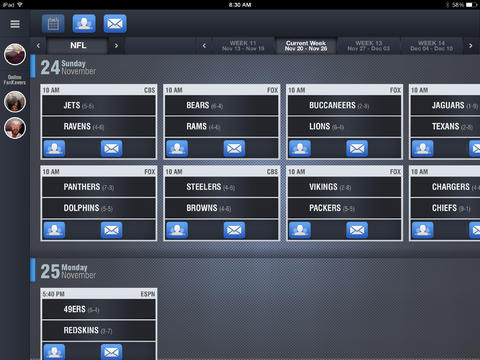Free March Madness App for iPad
