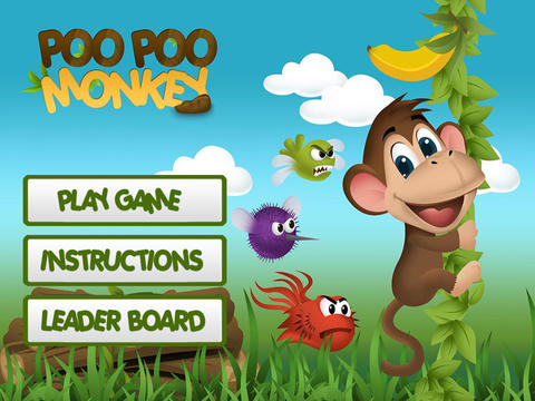 Monkey Games for iPad