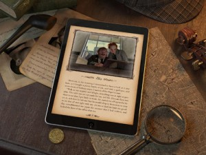 Sherlock Holmes Stories for iPad