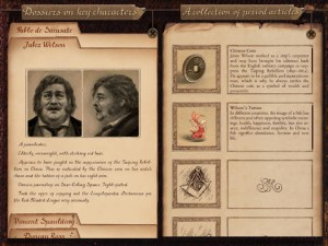 Sherlock Holmes Collection iPad App