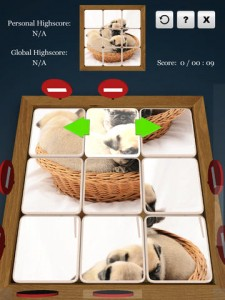 Sliding Tile Puzzles for iPad