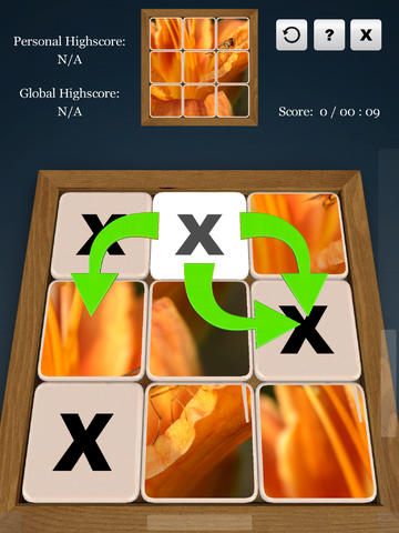 iPad Shuffle Puzzle Games