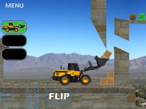 Tractor Crew - Operation Cleanup App