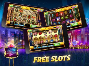 Fortune Free Slots for iPad