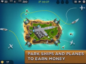 Island Defense HD for iPad