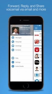 A cool Voicemail app for all!