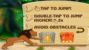 A free tapping game